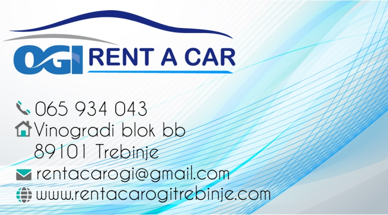 Rent a car Ogi Trebinje kontakt